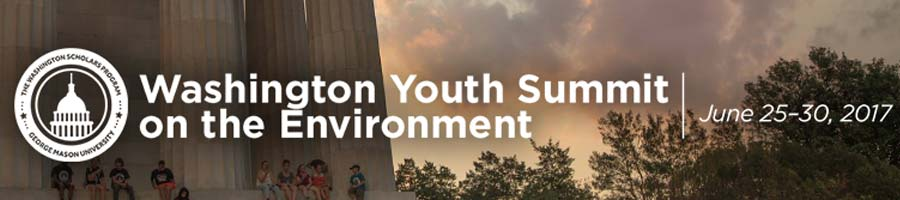 The Washington Youth Summit on the Environment